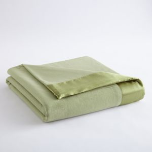 Promotion Polar Fleece Massage Table Blanket by Stain Binding