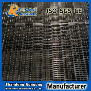 Wire Ring Mesh Belt for Food Industry pictures & photos