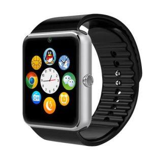 9cbb9b2c58d Gt08 Bluetooth Smart Watch Wrist Watch Phone with SIM Card Slot and NFC  Smart Health Watch