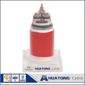 Low Voltage Aluminium Conductor XLPE Steel Tape Armoured Cable pictures & photos