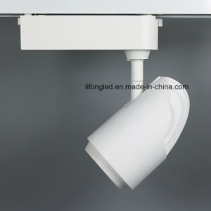 China Manufacturer Durable Window Lighting Adjustable LED Track Spotlight pictures & photos