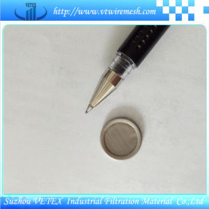 Stainless Steel Filter Disc for Water Filtering