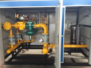 CNG Gas Devices/Industrial Gas Skid-Mounted Device