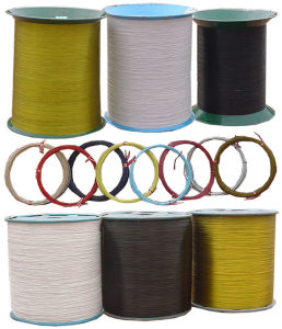 Nylon Coated Wire (DIA. 0.70mm - 2.00mm)