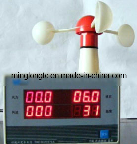 Wind Speed Transmitter of Tower Cranes (plastic and aluminum) pictures & photos