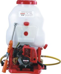 Backpack Gasoline Power Sprayer with CE (TF-715) pictures & photos