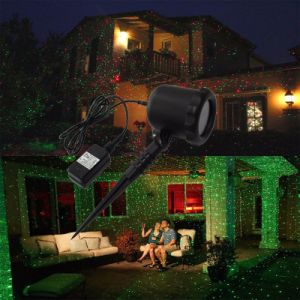 Outdoor Festival Light Tree House Decoration Lighting Remote Function