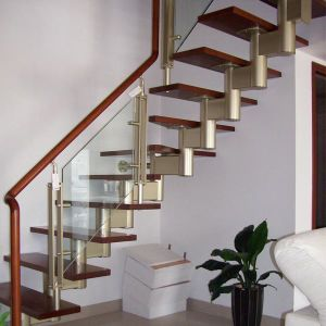 Keel Stair Modular Stairs With 13 Steps (SH80018)