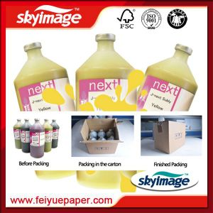 Italy Competitive Price Genuine J-Eco Subly Nano Sublimation Ink (C M Y BK) pictures & photos