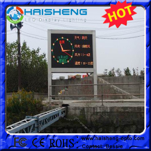 P18 Online Control System Full Color Outdoor LED Vision Display Panel