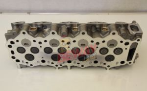 Mazda Bongo / Friendee / Ford Ranger Wl Turbo 2.5 Liter Diesel Cylinder Head Assembled with Valves Cylinder Head Sub-Assembly (SN-234237)