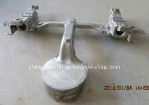 Zinc Aluminum Alloy Die Casting Parts for Mechinary