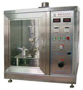 Tracking Flame Test Chamber (HD-NH-1)