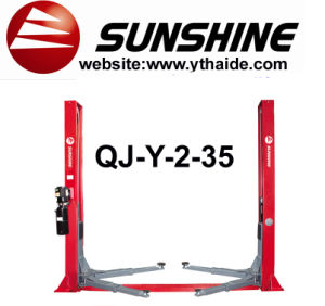 Sunshine Brand 2 Post Lift, Two Post Hoist, Auto Lifts (QJ-Y-2-35)