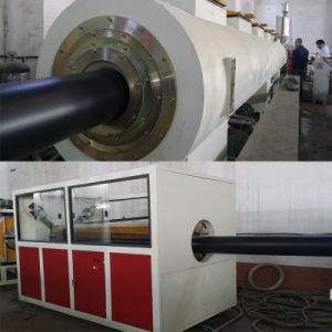 PE Large Diameter Pipe Extrusion Making Machine Extruder pictures & photos