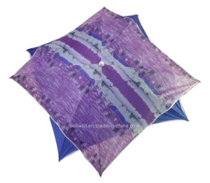 2m China Beach Umbrella 2 Layer Beach Umbrella pictures & photos