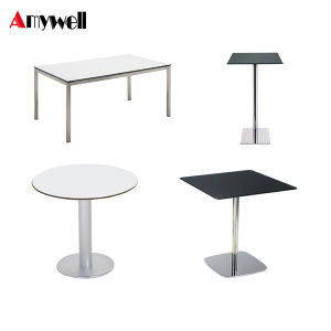 China Amywell High Density Anti Abrasive Durable Solid Core Compact