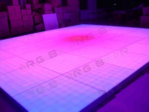 Wedding Party Stage Bar Professional 1024PCS or 2048PCS LEDs Digital LED Dance Floor pictures & photos