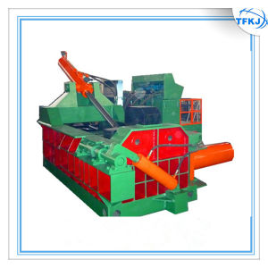 Tfkj Hydraulic Scrap Aluminum Can Compressor Machine pictures & photos