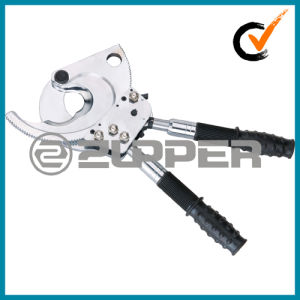 Hand Ratchet Cable Wire Cutting tool with Telescopic Handles (TCR-65) pictures & photos