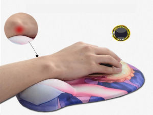 Asian tits mouse pad