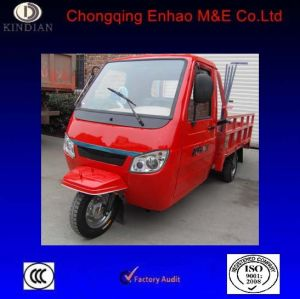 Close Totale Cabin Tricycle for Cargo