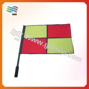Holiday Gift Flag Sport Game Flag Hand Waving Flag (HYHF-AF063) pictures & photos