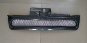 Carbon Fiber Grille for Volkswagen Polo pictures & photos