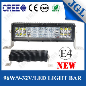96W off-Road Automotive Safety Lighting CREE LED Bar Light