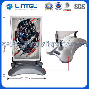 A0 Aluminum Display Sign Outdoor Poster Stand (LT-10G2) pictures & photos