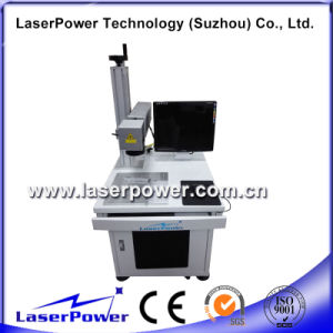 Good Quality Rotary Marking Fiber Laser Engraving Machine for Mold