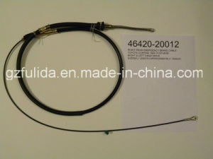 Right Rear Brake Cable for Toyota (46420-20012) pictures & photos