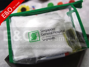 Promotional Sanity Patient Kit Gift Cosmetic Bag PVC Pouch for Hospital pictures & photos