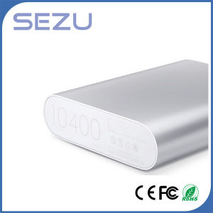 High Quality 10400mAh Portable External Power Bank pictures & photos