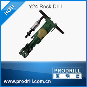 Y24 Hand Hammer Rock Drill pictures & photos