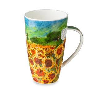 Hand Painted Coffee Cup Porcelain Color Mug Gift