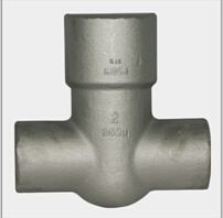 Forged Steel Gate Valve Body (DTV-P008)