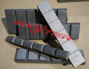 63HRC Laminated Composite Block Chockybars for Bucket Wear Protection pictures & photos