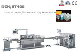 Dzh/Bt400 Round and Square Bottle Automatic Cartoning Machine pictures & photos