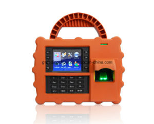 Handheld Portable Biometric Fingerprint Proximity Card Time Attendnace System (TFT500P) pictures & photos