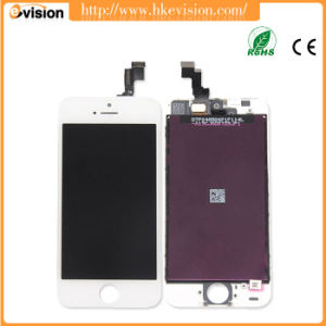 Black & White Mobile Phone Screen LCD for iPhone 5s Original, for iPhone 5s LCD Digitizer pictures & photos