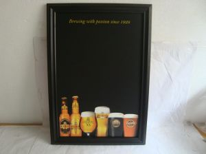 Custom Wooden Chalkboard Solid Wood Blackboard pictures & photos