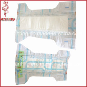 Breathable Backsheet Baby Diaperwith PP Frontal Tape pictures & photos