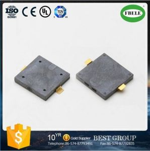 Square Thin Active Transducer External Drive Electromagnetic Buzzer pictures & photos