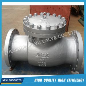 Dn200 Bolted Cover Wcb/Gp240gh/1.0619 Swing Check Valve pictures & photos