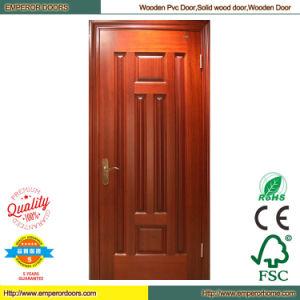 Round Wood Door Sapele Wood Door Simple Wood Door