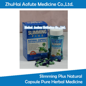 Slimming Plus Natural Capsule Pure Herbal Medicine Quality pictures & photos