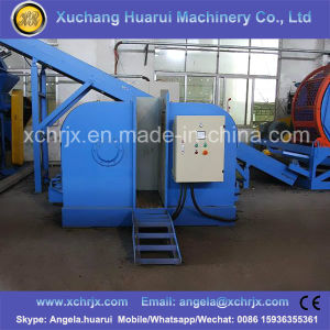 Waste Tyre Wire Extractor / Double Hook Drawing Machine pictures & photos