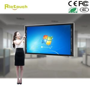 Large Touch Screen >> China Large Size Multi Touch Infrared Interactive Led
