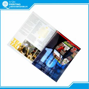 Professional Full Color Custom Magazine Printing pictures & photos